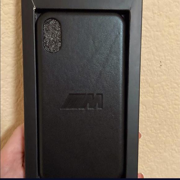 BMW M series iPhone X case
